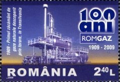 [The 100th Anniversary of ROMGAZ, type JCL]