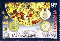 [EUROPA Stamps - Astronomy, type JCN]