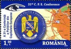 [The 31st Conference of the Police Agencies from the Ruropean Capitals, type JCP]