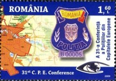 [The 31st Conference of the Police Agencies from the Ruropean Capitals, type JCQ]