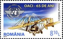 [The 65th Anniversary of ICAO, type JFB]