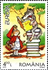 [EUROPA Stamps - Children's Books, type JFE]