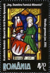 [Stained Glass Windows, type JJW]