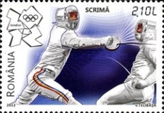 [Olympic Games - London, England, type JNH]