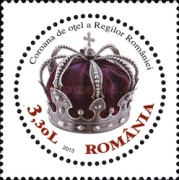 [Crowns of the Kings of Romania, type JOZ]