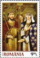 [The 1700th Anniversary of the Edict of Milan - Saint Emperors Constantine & Helen, type JPZ]