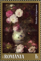 [Roses in Painting, type JSB]