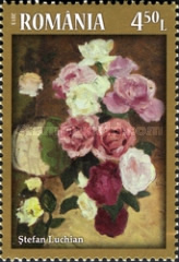 [Roses in Painting, type JSD]
