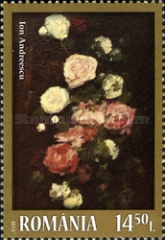 [Roses in Painting, type JSE]