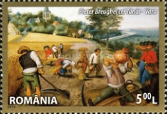 [Paintings - Masterpieces of Universal Art in Romanian Heritage, type JVM]