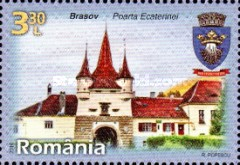 [Romanian Cities - Brașov, type KCM]