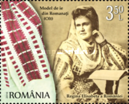 [The Romanian Blouse - A National Treasure, type KEK]