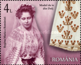 [The Romanian Blouse - A National Treasure, type KEL]