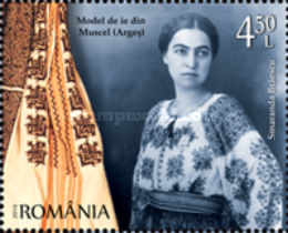 [The Romanian Blouse - A National Treasure, type KEM]