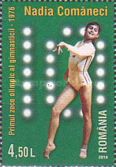 [Nadia Comaneci - The First Olympic 10 of Gymnastics, type KET]