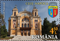 [Cities of Romania - Cluj-Napoca, type KFE]