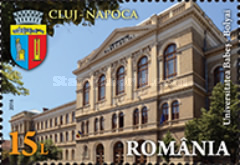 [Cities of Romania - Cluj-Napoca, type KFF]