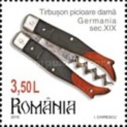 [Romanian Collections - Corkscrews, type KGM]