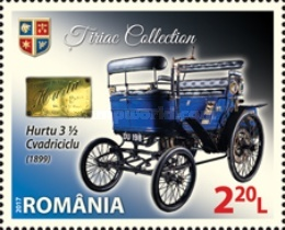 [Romanian Collections - Cars, type KLE]