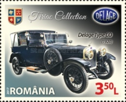 [Romanian Collections - Cars, type KLF]
