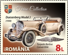[Romanian Collections - Cars, type KLG]