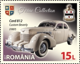 [Romanian Collections - Cars, type KLH]