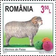 [Breeds of Sheep from Romania, type KLY]