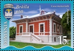 [The 650th Anniversary of the City of Braila, type KNV]