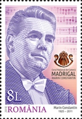 [The 55th Anniversary of the Madrigal Choir, type KOF]