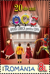 [The 20th Anniversary of the Comic Opera for Children, type KPD]