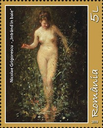 [Nudes in Romanian Paintings, type KUG]
