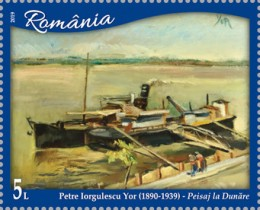 [Paintings - Danube Day, type KWQ]