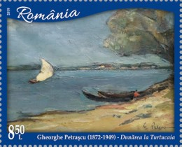 [Paintings - Danube Day, type KWR]