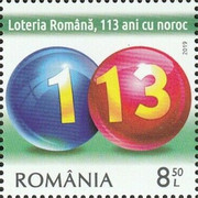 [The Romanian Lottery - 113 Years of Luck, type KYJ]