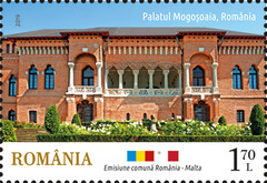 [Palaces - Joint Issue with Malta, type KYK]