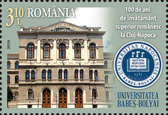 [The 100th Anniversary of Higher Education in Cluj-Napoca, type KYM]
