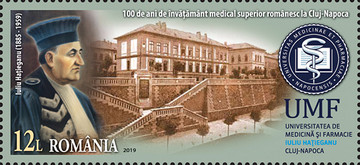 [The 100th Anniversary of Higher Education in Cluj-Napoca, type KYN]