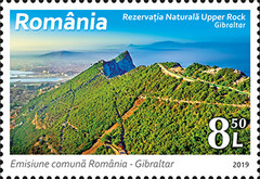 [Natural Reserves - Joint Issue with Gibraltar, type KYQ]
