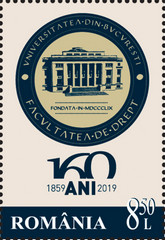 [Excellence in Law - The 160th Anniversary of Romanian Legal Education, type KYY]