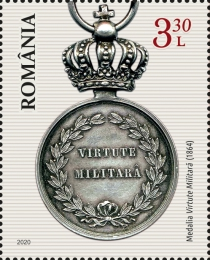 [Romanian Orders and Medals, Typ LBP]