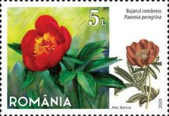 [Flora - Protected Flowers of Romania, Typ LDM]