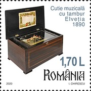 [Romanina Collections - Music Boxes, Typ LEI]