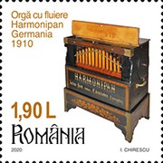 [Romanina Collections - Music Boxes, Typ LEJ]