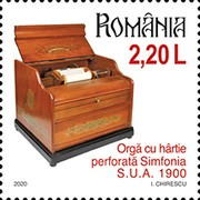 [Romanina Collections - Music Boxes, Typ LEK]