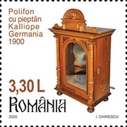 [Romanina Collections - Music Boxes, Typ LEL]