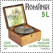 [Romanina Collections - Music Boxes, Typ LEM]
