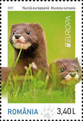 [EUROPA Stamps - Endangered National Wildlife, type LHM]