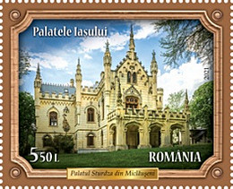 [The Palaces of Iasi, type LID]