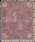 [King Karl I - New Drawing, See also No. 80-86, type M1]