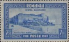 [The 10th Anniversary of the Unification of Bessarabia and Romania, type NE]